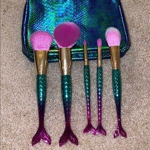 Mermaid Tale Tarte Cosmetics Brushes